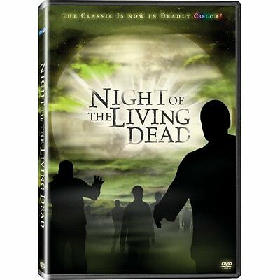 Night of the Living Dead (DVD,1968)