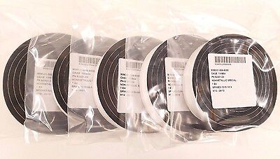 "5 ct. Weather Stripping 1"" x 1/4"", 8' FT  Adhesive Foam Strip Seal Door Window"