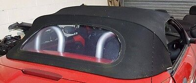 Ford StreetKa Convertible Complete Hood Roof & Rear Window (West Midlands)