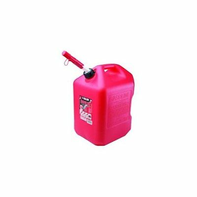 Midwest Can 6600 6 Gallon Auto Shutoff Gasoline Can