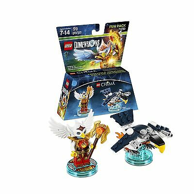 LEGO Dimensions Fun Pack Chima-Eris (Interactive Toys)