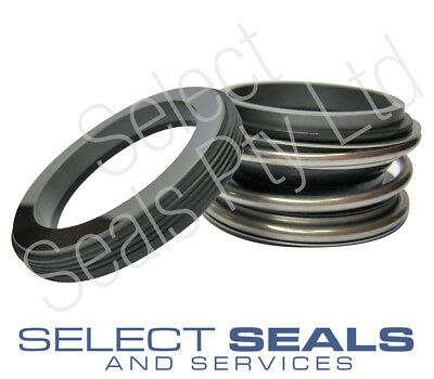 KSB SEWATEC F 150-401 GH Inner & Outer Mechanical Seals - Burgmann MG1/065S G6