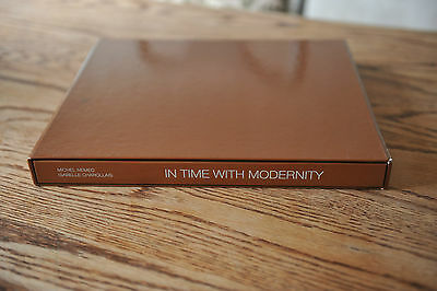 """Rolex """"in time with modernity"""" hardback book, great Christmas gift"""