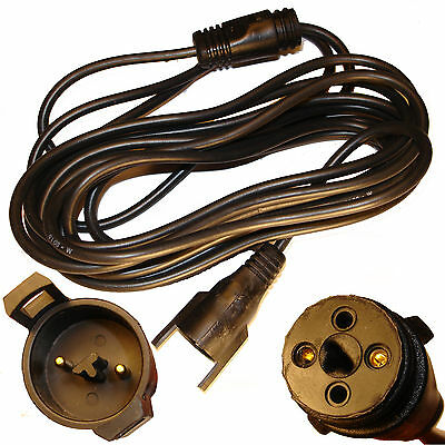 XT-12BK Transducer Extension Cable for Lowrance Eagle and Sea Electronics
