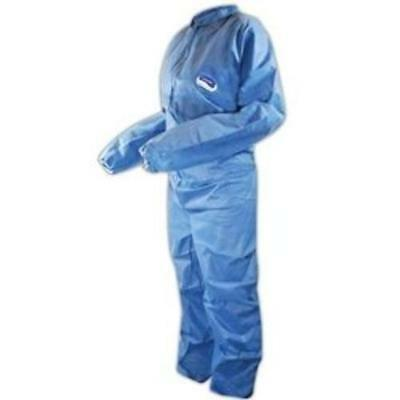 Kimberly-clark A20 Particle Protection Coveralls - Extra Large - 24/ Carton -