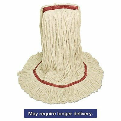 Boardwalk 503WHNB Mop Head, Premium Standard Head, Cotton/rayon Fiber, Large,