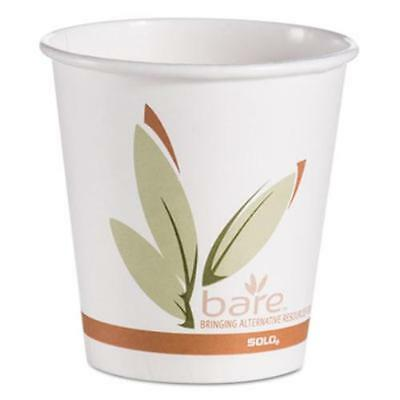 Solo Cups 510-J8484 Bare By Solo Eco-forward Recycled Content Pcf Hot Cups,