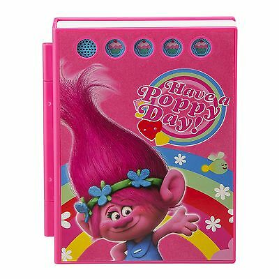 Kiddesigns TR714EE Trolls Digital Journal
