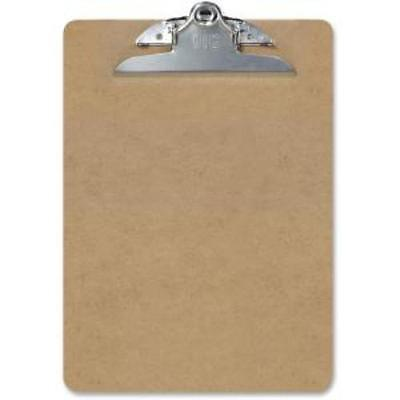 """Oic Letter-size Clipboards - 1"""" Clip Capacity - 8.50"""" X 11"""" - Spring (oic83505)"""