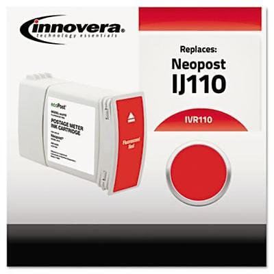 Innovera 110 110 Compatible, 4127176r (ij110) Ink, Red