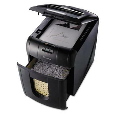 Swingline 1758571 Stack-and-shred 100m Light-duty Micro-cut Shredder, 100 Sheet
