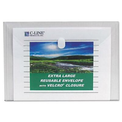 "C-line Specialty Reusable Poly Envelopes - Letter - 8.50"" Width X 11"" (35107)"