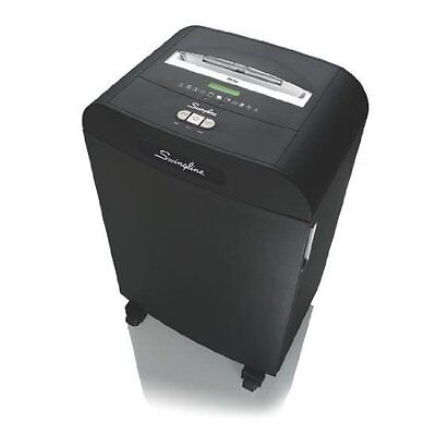 Gbc Shredmaster Gds2213 Paper Shredder Strip Cut - 22 Per Pass - 13gallon