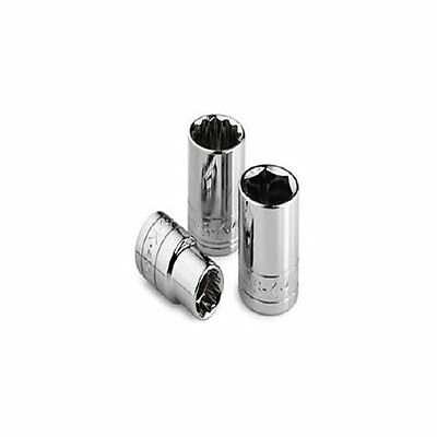 S K Hand Tools 45210 3/8in. Drive Standard 12 Point Socket 5/16in.
