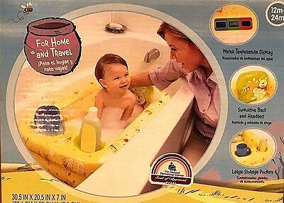 Winnie The Pooh Inflatable Bath Tub by Disney - 12 to 24 months, Great 4 Camping