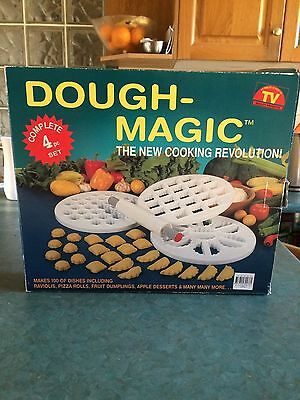 Dough Magic - 4 piece set