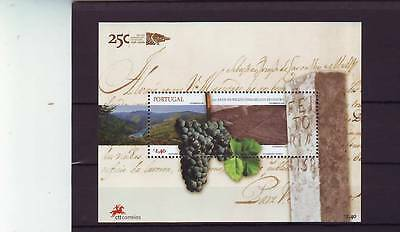 a122 - PORTUGAL - SGMS3379 MNH 2006 GRAPES & TERRACES