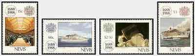 Timbres Nevis 496/9 ** lot 20995