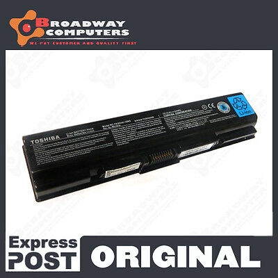Original Battery For Toshiba Satellite PA3534U-1BAS, PA3534U-1BRS