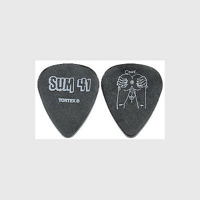 Sum 41 Cone McCaslin 2003 Infected concert tour issued band stage Guitar Pick