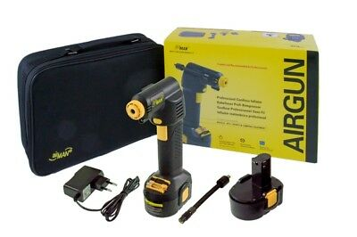 airgun compressor professional AIR MAN Fixing