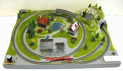 NOCH 87060 Z Scale Layout Blumenau 47x34x10 cm - NEW