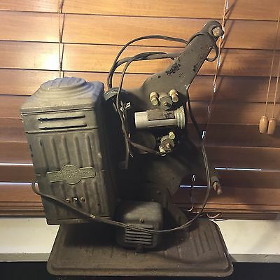 Vintage KEYSTONE Movie Graph Film Projector 16MM Model E-743