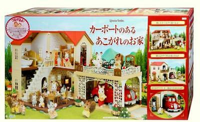 Sylvanian Families MY FIRST SYLVANIAN HOME SET Epoch DH-06 PRE ORDER New Model