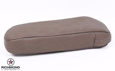 1996 Ford Bronco Eddie Bauer -Driver Side Replacement Leather Armrest Cover Tan