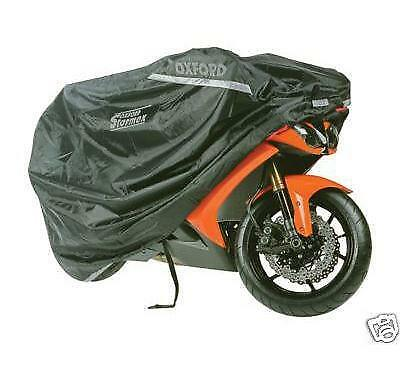 Oxford Stormex Waterproof Motorcycle Heavy Duty Scooter Cover - SALE OFFER
