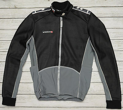 ASSOS PROSLINE - AIRBLOCK - thermal insulated WINDPROOF JACKET - size S