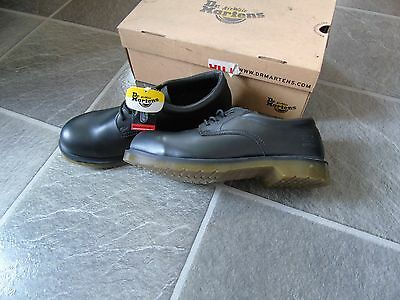 Men's Steel Toe Capped Dr Marten Industrial Shoes Dr Martens Airwair  Uk Size 12