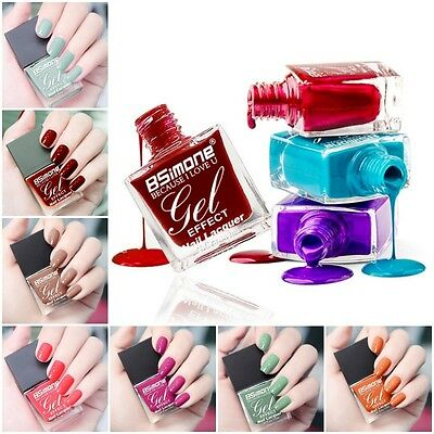 Shining Lasting Nail Art Soak Off Color UV&LED Gel Polish Manicure Gels Vernis