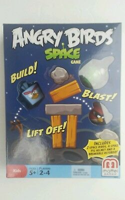 Angry Birds Space Game Hands On Version Mattel