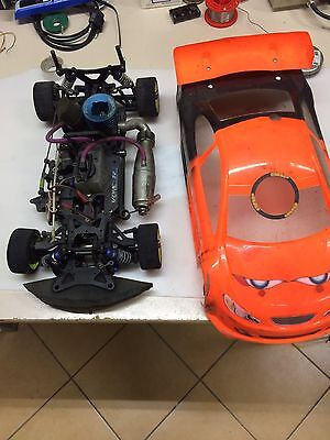 Kyosho 1:10 V-ONE RRR SCOPPIO