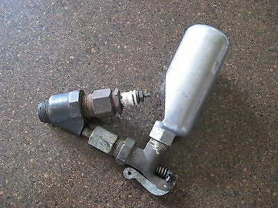 Spark Plug Explosion Whistle Ford Model A T Used Parade Ready Champion Plug