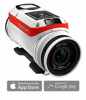 TomTom Bandit 16MP Full HD Action Camera - White -From the Argos Shop on ebay