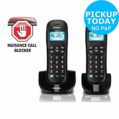 Binatone Vesta 1305 Cordless Telephone - Twin