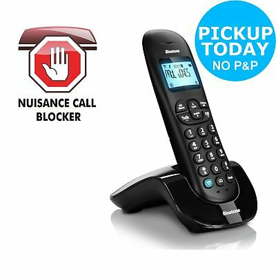 Binatone Vesta1305 Cordless Telephone - Single