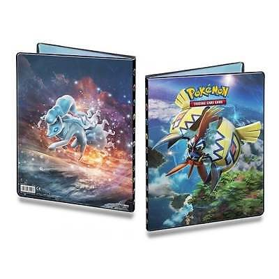 ULTRA PRO POKEMON Guardians Rising 9-Pocket Portfolio Card Album Folder A4