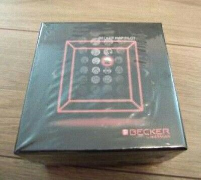 100% GENUINE BRAND NEW AND SEALED Becker Map Pilot (MB Sat Nav) ORIGINAL (2018)