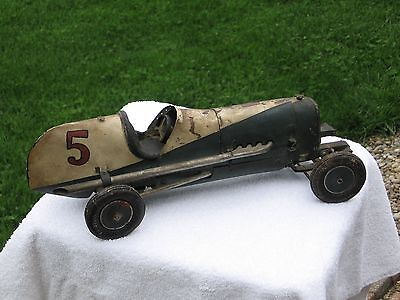 Homemade? Tether/Push Car/Racer