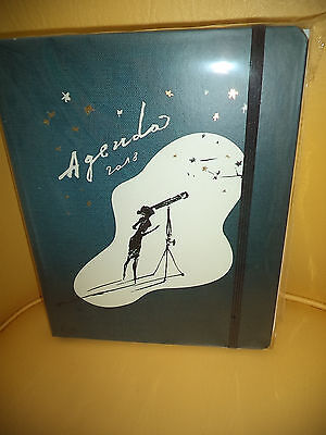 Kate Spade 2017-2018 Agenda Large Zodiac Written In The Stars - Free Shipping
