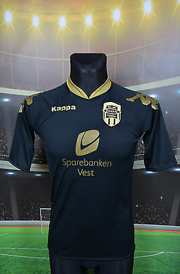 Brann Kappa 2008 100 Ar Football Shirt (S) Norway Maglia Trikot Top Jersey Gold