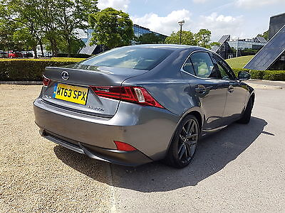 Lexus IS300h - Fsport - Grey - Low Mileage - Excellent Condition