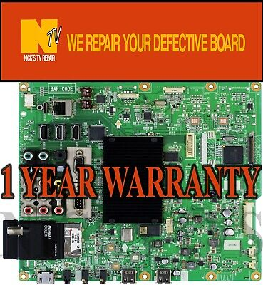 Mail-in Repair Service For LG 55LX6500 Main Board 1 YEAR WARRANTY