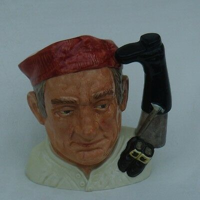"Royal Doulton ""bootmaker D6572"" Large Toby/character Jug ~ Perfect"