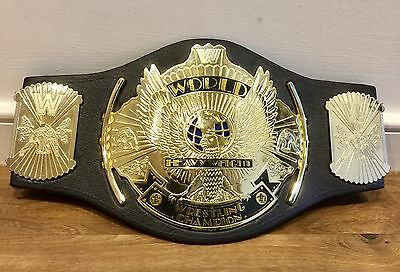 Rare 2004 Wwe Wwf Classic Winged Eagle Heavyweight Championship Wrestling Belt