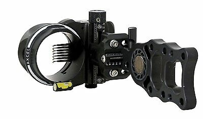 NEW - Axcel Armortech HD 7-Pin Bow Archery Sight .019