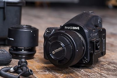 Phase One IQ250 and DF+ Kit 80mm lens 110mm lens